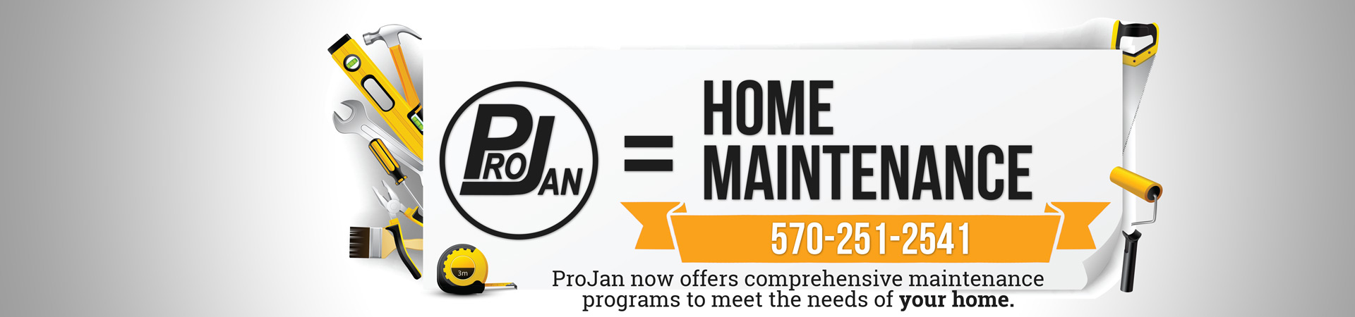 ProJan Home Maintenance Program